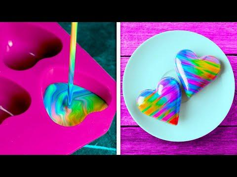33 CUTE YET DELICIOUS FOOD HACKS FOR THE WHOLE FAMILY