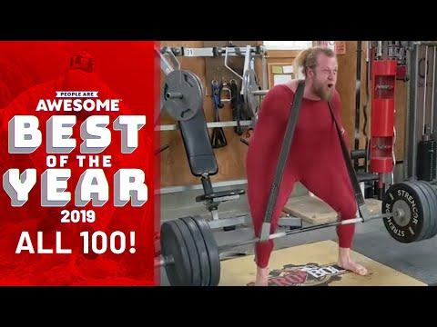 Top 100 Videos of the Year (All 100) | People Are Awesome
