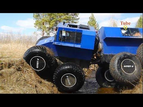 Amazing Vehicle Trucks - Best Off Road Truck & Trucks open on water