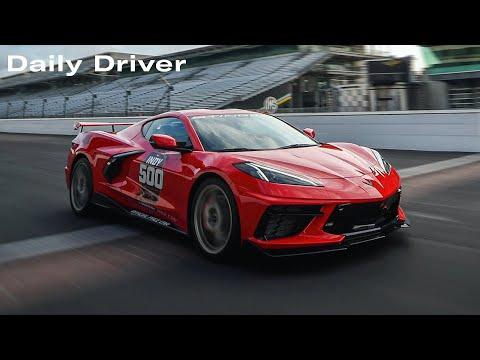 2020 Indy 500 Corvette Pace Car Video , BWM M3 Wagon, Jeep Farout - Daily Driver