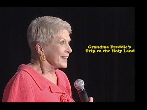 Jeanne Robertson | Grandma Freddie's Trip To The Holy Land