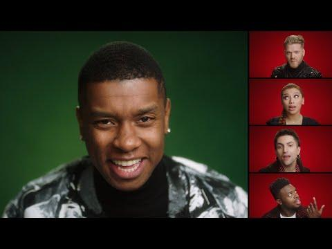 [OFFICIAL VIDEO] You're A Mean One, Mr. Grinch - Pentatonix
