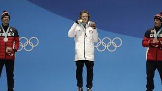 U.S. wins first gold medal at Pyeongchang Olympics