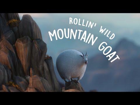 Rollin Mountain Goat Video