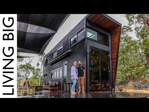 This Ultra Modern Tiny House Video Will Blow Your Mind