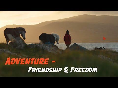 Adventure - Friendship & Freedom. Emma Massingale Video