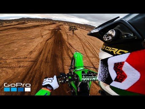 GoPro: Desert Shred with Team Kawasaki