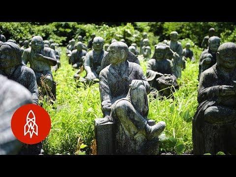 Don't Blink: Japan's Abandoned Sculpture Garden