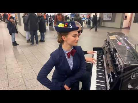 Mary Poppins Almost Sings Gangsta's Paradise