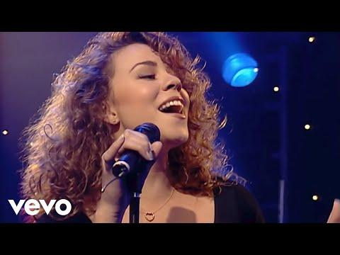 Mariah Carey Video - I'll Be There (Live from Top of the Pops)