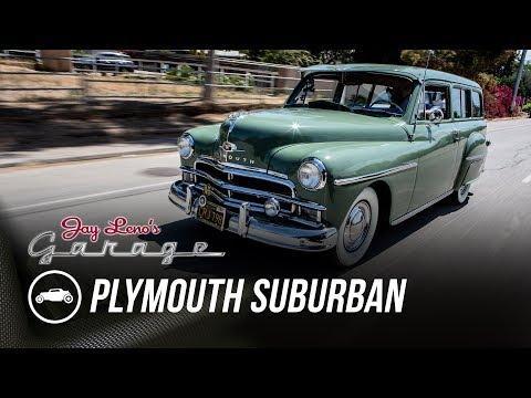 1950 Plymouth Suburban - Jay Leno's Garage