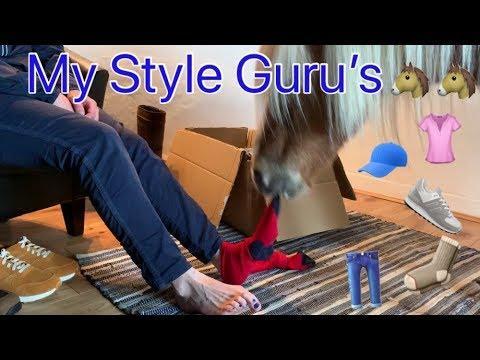 My Style Gurus Albert & Ernie (Ariat Spring Collection)