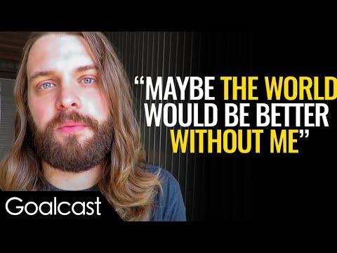 It Takes One Person To Make You Feel Like You Matter Video   Kyle Scheele Inspirational Speech   Goa