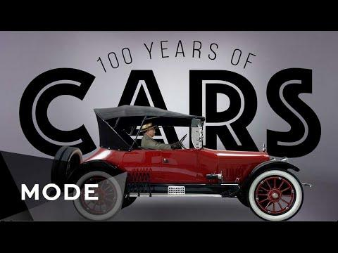 100 Years Of Cars