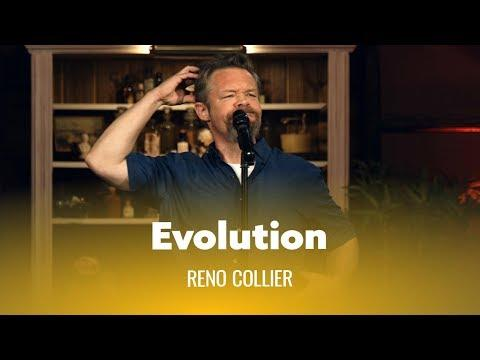 The Theory Of Evolution Is Stupid. Reno Collier