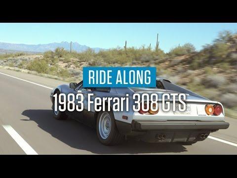 1983 Ferrari 308 GTS | Ride Along