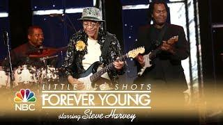 Little Big Shots: Forever Young - Blues Guitar Granny (Episode Highlight)