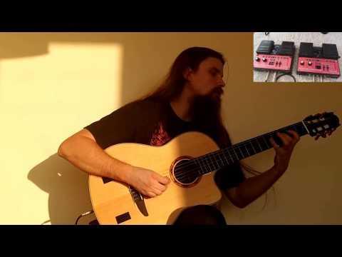 Guitar - Mariusz Goli - Road Into The Unknown