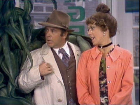The Man Without A Green Thumb From The Carol Burnett Show (Full Sketch)