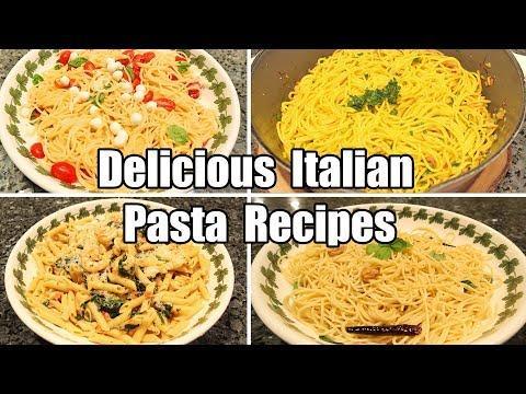 Delicious Italian Pasta Recipes. OrsaraRecipes