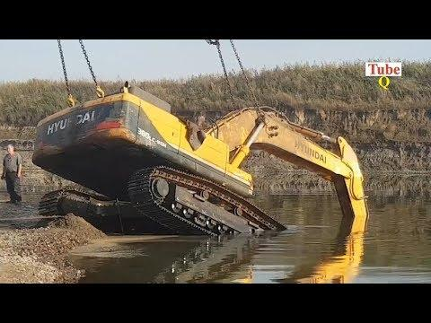 Heavy Excavators Recovery