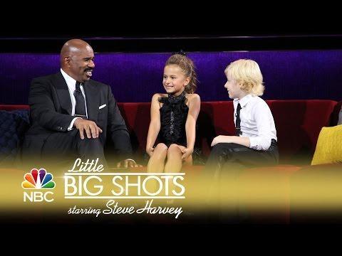 Little Big Shots - Dynamic Dancing Duo (Episode Highlight)
