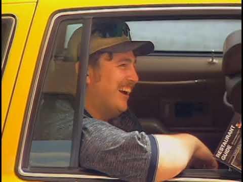 Candid Camera Classic: Auto Cab!