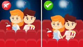 10 MOVIE THEATER SECRETS ONLY THEIR EMPLOYEES KNOW AND YOU NEVER IMAGINED