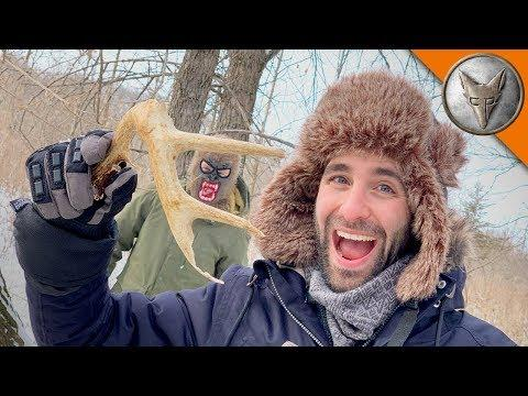 Winter Wilderness Adventure!
