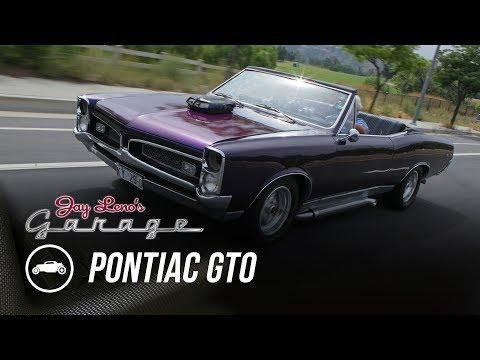 xXx Movie Car 1967 Pontiac GTO - Jay Leno's Garage