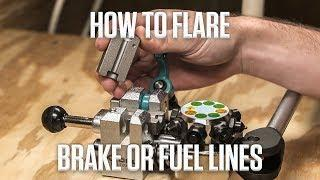 DIY: How to Flare Your Brake or Fuel Lines