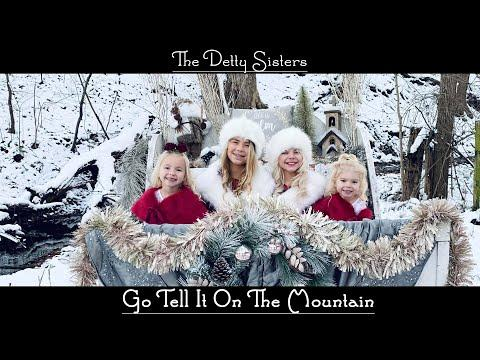 Go Tell It On The Mountain -The Detty Sisters Video