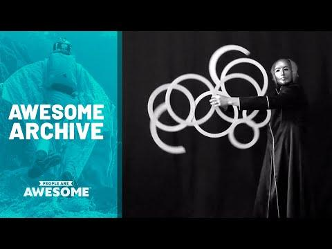 Odd Skills Video | Awesome Archive