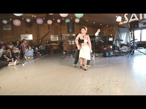 SAIL ATTIC SWING - Nils and Bianca #Video
