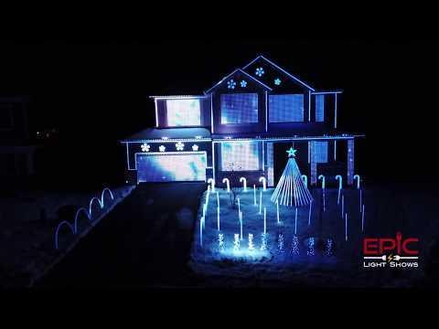 Trista Lights - 2018 Christmas Light Show