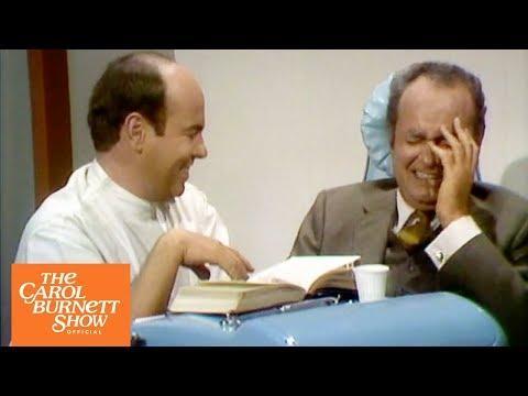 The Dentist from The Carol Burnett Show ( FULL SKETCH )
