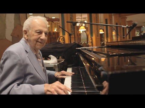 99-Year-Old Pianist Irving Fields Still Tickles The Ivories