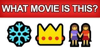 GUESS THE MOVIE FROM THE EMOJI! VIDEO TEST