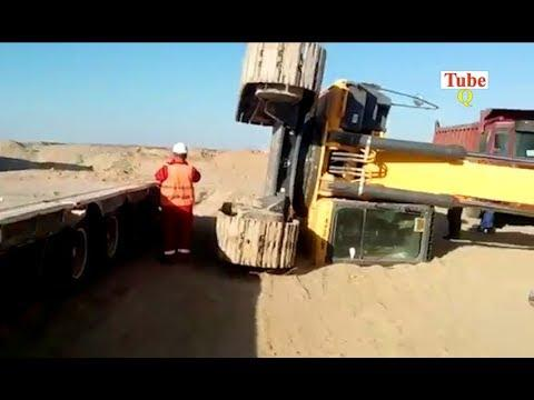 Incredible Excavator Fails and Heavy Equipment Accidents