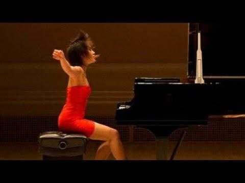 This is why Yuja Wang is Wonder Woman #Video