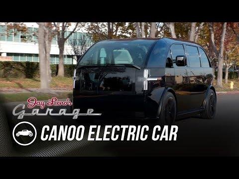 Inside Look At New Car Company Canoo Video - Jay Leno's Garage