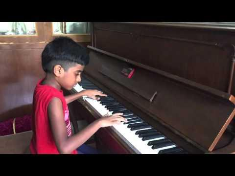 9 Year Old Child Playing Chopin!
