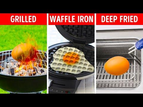36 CRAZY KITCHEN TRICKS