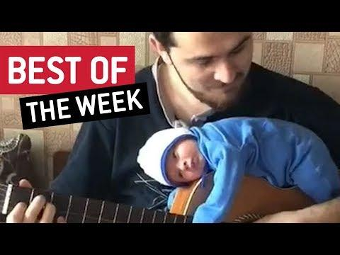 BEST OF THE WEEK - Rock-A-Bye Baby