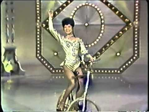 The Ballerina On The Golden Bicycle
