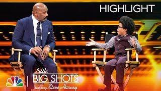 Little Big Shots - Little Film Fanatic (Episode Highlight)