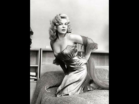 63 Beautiful Photos of 1950s B Movie Actress Cleo Moore Video