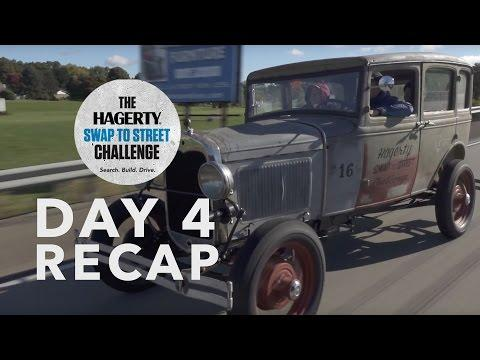 Hagerty Swap To Street | 2016 - Day 4 Recap