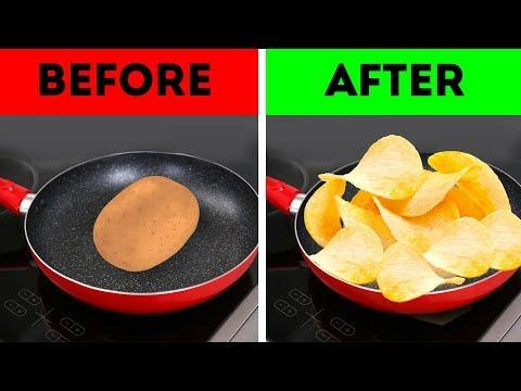 21 KITCHEN HACKS THAT WILL CHANGE YOUR LIFE