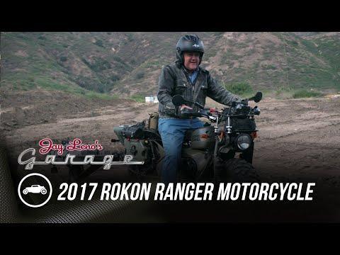 2017 Rokon Ranger Motorcycle - Jay Leno's Garage